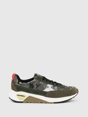 S-KB LOW LACE II, Green Camouflage - Sneakers