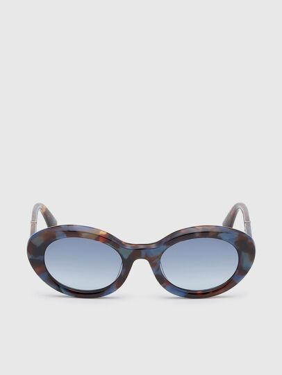 Diesel - DL0281, Multicolor - Sunglasses - Image 1
