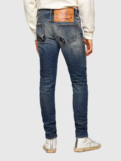 Diesel - D-Strukt 009TX, Dark Blue - Jeans - Image 2