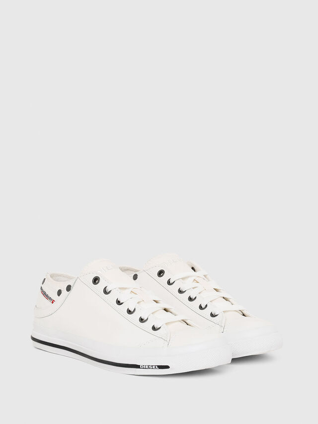 Diesel EXPOSURE IV LOW  W, White - Sneakers - Image 2