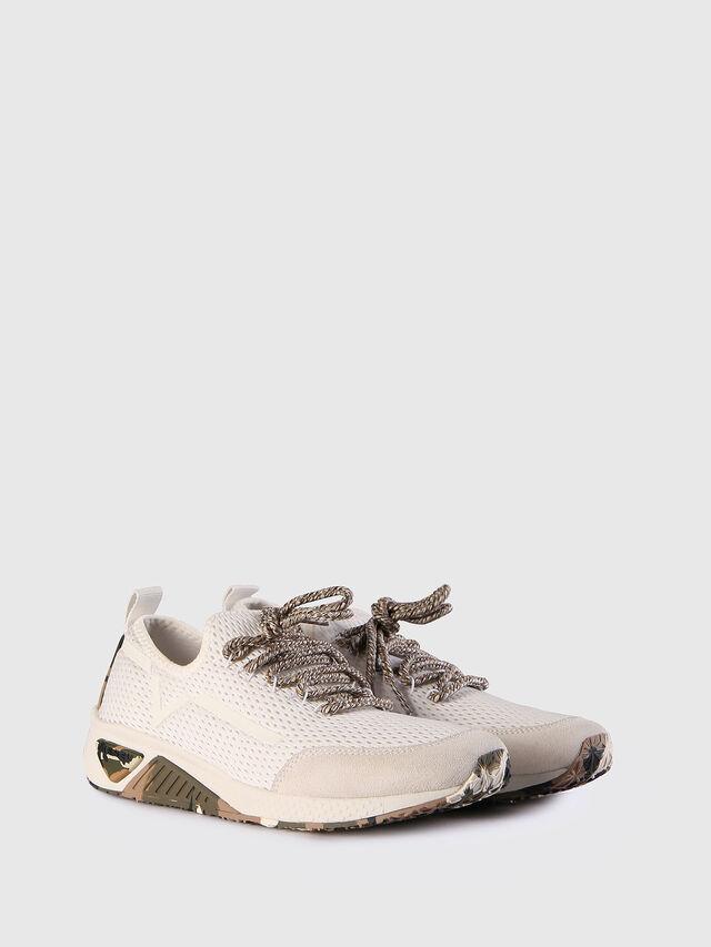 Diesel - S-KBY, Beige - Sneakers - Image 2
