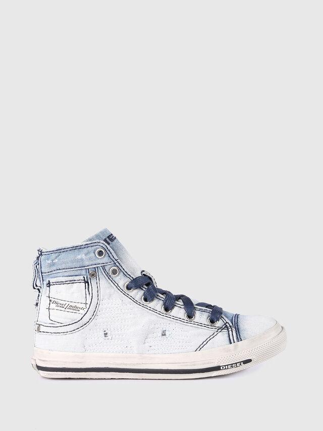 KIDS SN MID 20 EXPOSURE Y, Light Blue - Footwear - Image 1