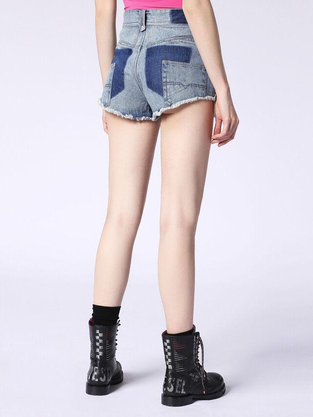 DE-PRAO, Blue Jeans