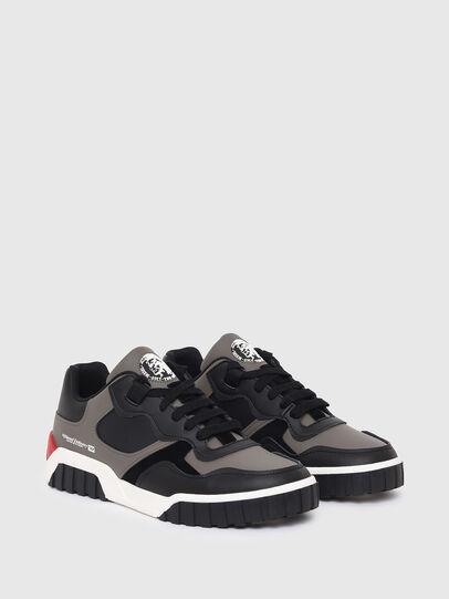 Diesel - S-RUA LOW SK, Grey - Sneakers - Image 2