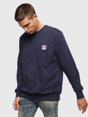 S-GIR-DIV-P, Dark Blue - Sweaters