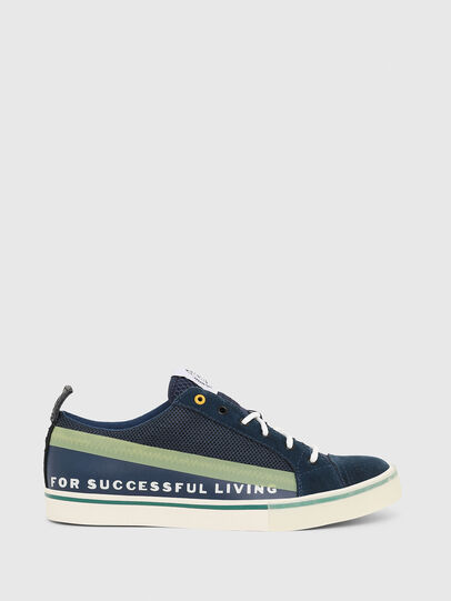Diesel - S-DVELOWS LOW, Multicolor/Blue - Sneakers - Image 1