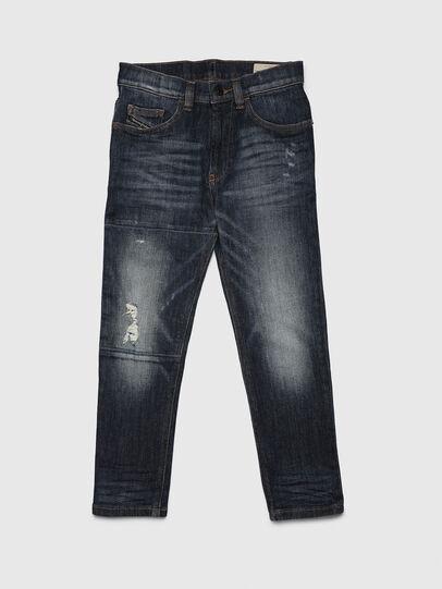 Diesel - D-EETAR-J, Dark Blue - Jeans - Image 1