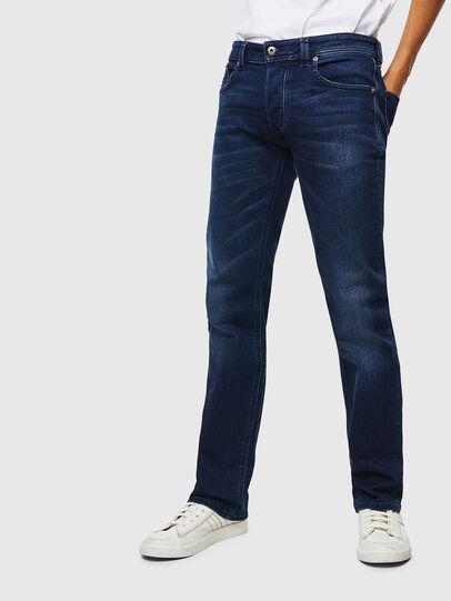 Diesel - Larkee C870F, Dark Blue - Jeans - Image 1