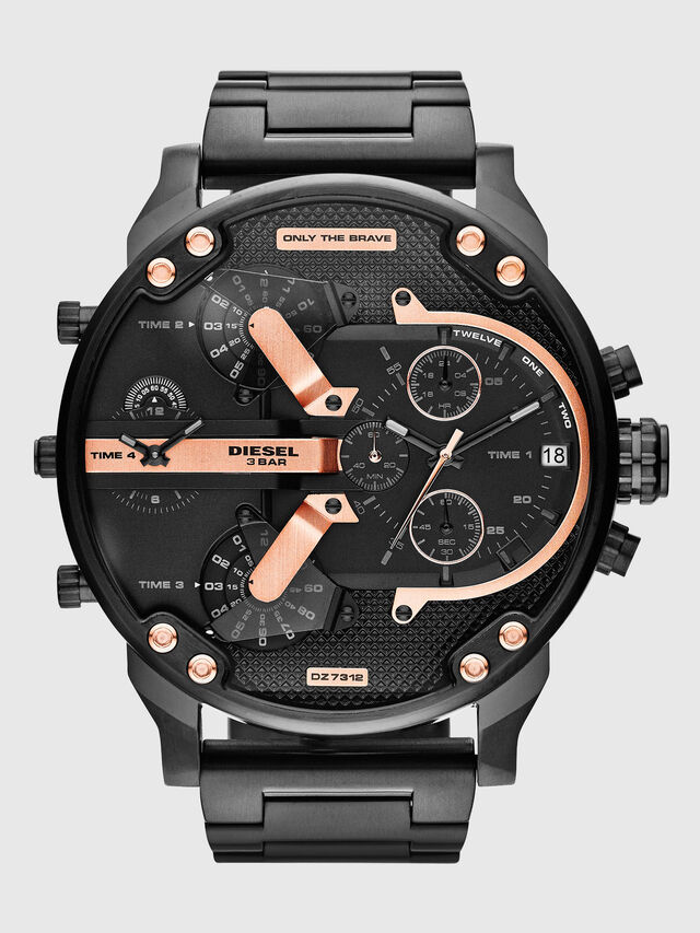 Diesel - DZ7312 MR. DADDY 2.0, Black - Timeframes - Image 1