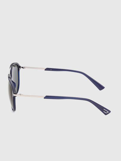 Diesel - DL0352, Blue - Sunglasses - Image 3