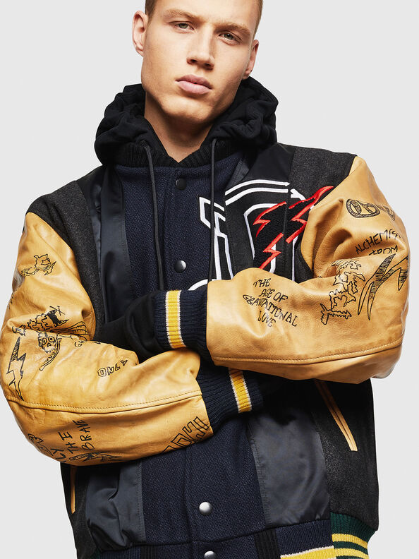 L-ANTON,  - Leather jackets