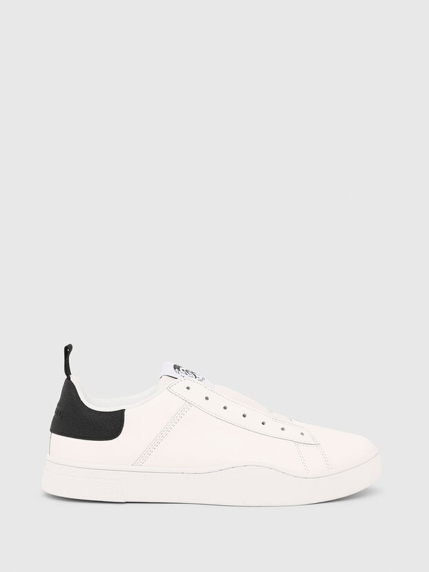 S-CLEVER SO, White/Black - Sneakers
