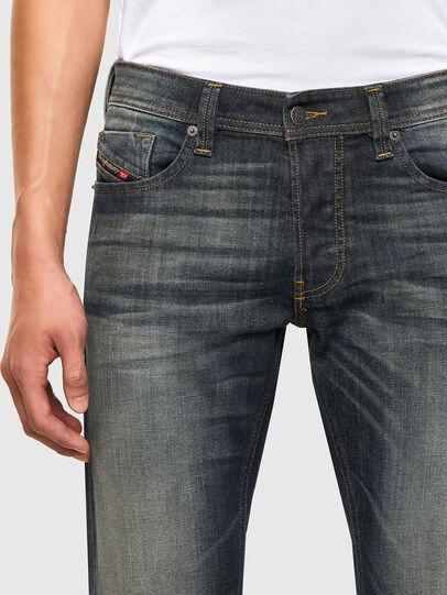 Diesel - Larkee 009EP, Dark Blue - Jeans - Image 4