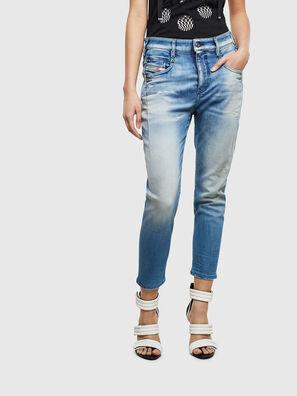Fayza JoggJeans 0099Q, Medium blue - Jeans
