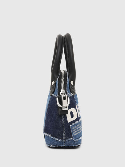 Diesel - PYANIGA S, Blue - Crossbody Bags - Image 3