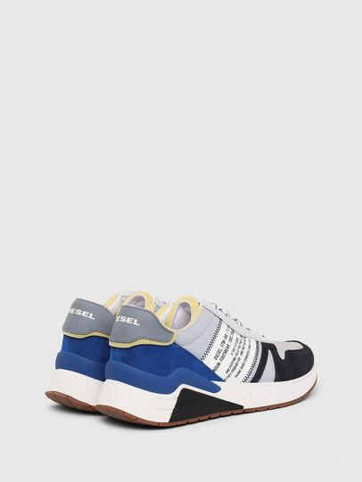 Diesel - S-BRENTHA FLOW, Grey/Blue - Sneakers - Image 3