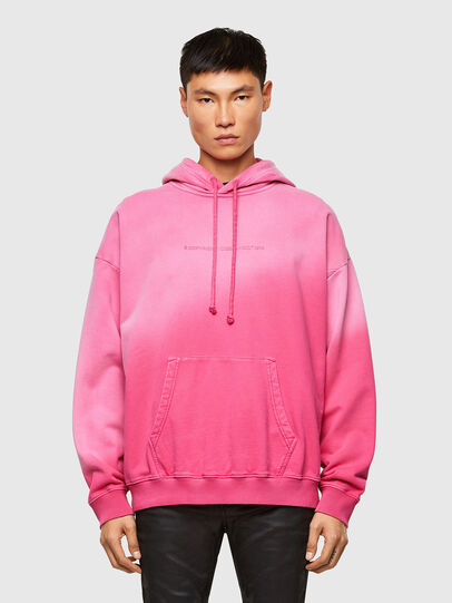 Diesel - S-UMMERIB-A81, Pink - Sweaters - Image 1