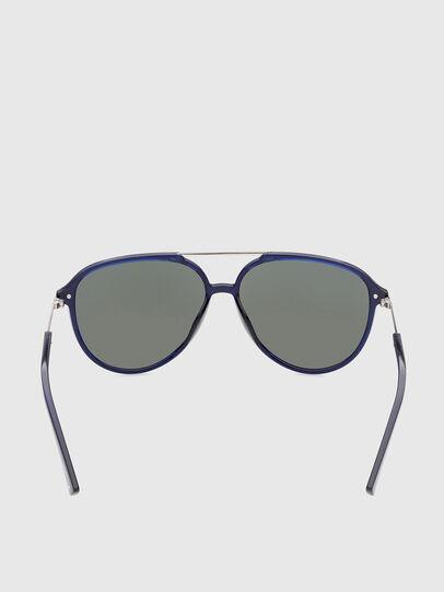 Diesel - DL0352, Blue - Sunglasses - Image 4