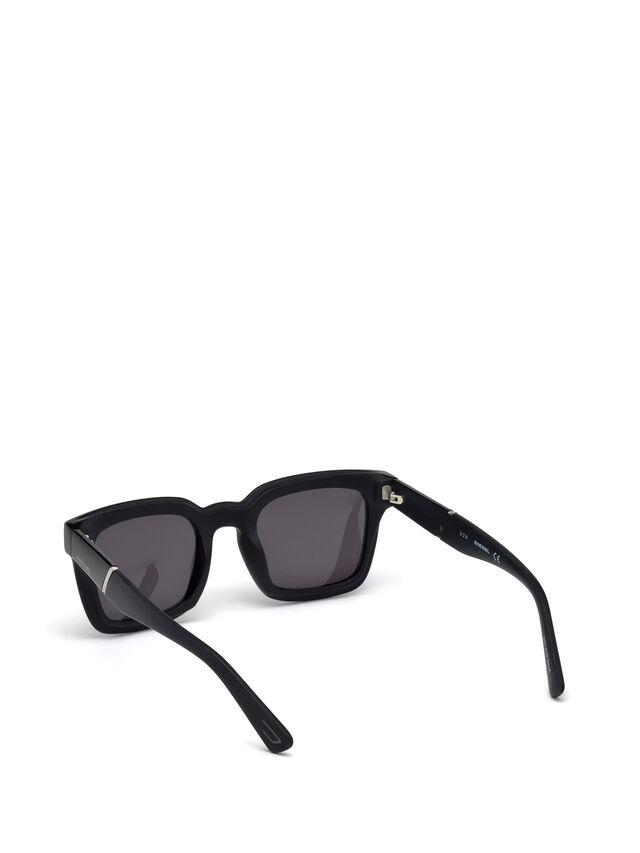 Diesel - DL0229, Black - Eyewear - Image 4