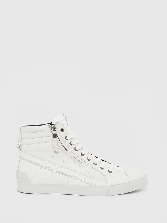 Diesel D-STRING PLUS, White - Sneakers - Image 1