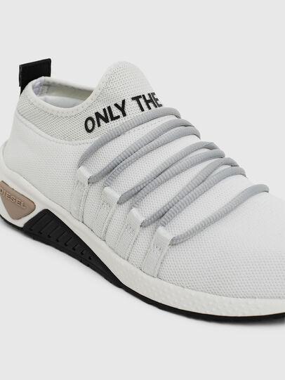 Diesel - S-KB SL II W, White - Sneakers - Image 4