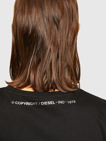 Diesel - D-STORM-A1, Black - Dresses - Image 5
