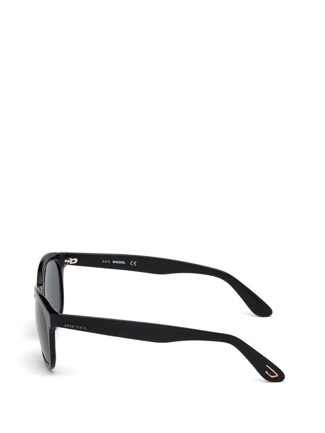 Diesel DM0190, Black - Eyewear - Image 3