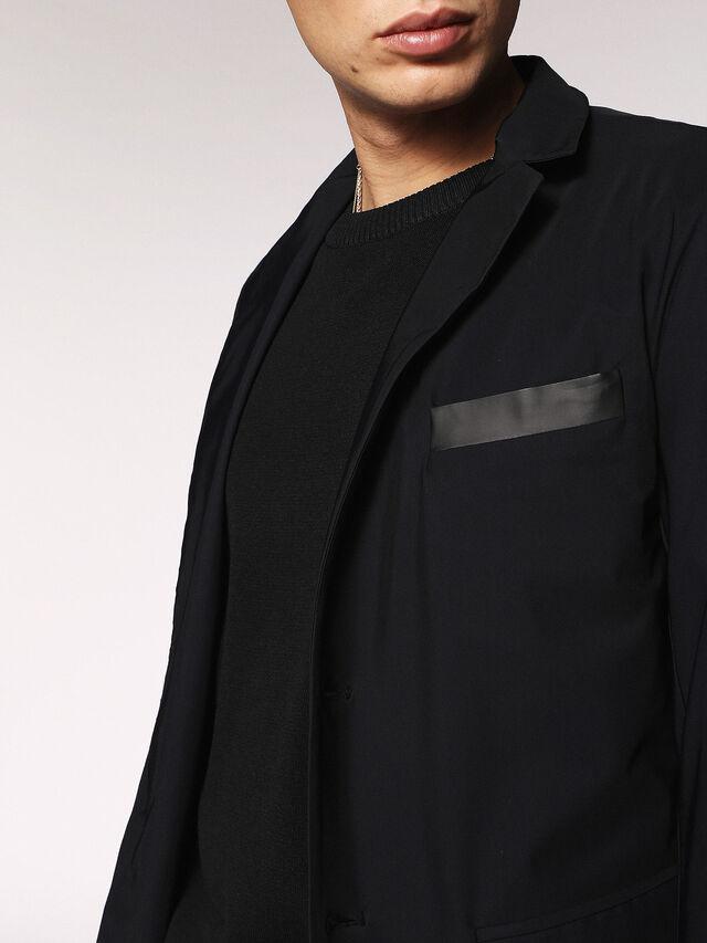 Diesel - J-FRAM, Black - Jackets - Image 5