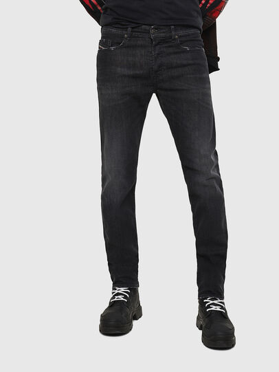 Diesel - Buster 082AS, Black/Dark grey - Jeans - Image 1