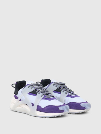 Diesel - S-SERENDIPITY MASK, Violet/Blue - Sneakers - Image 2