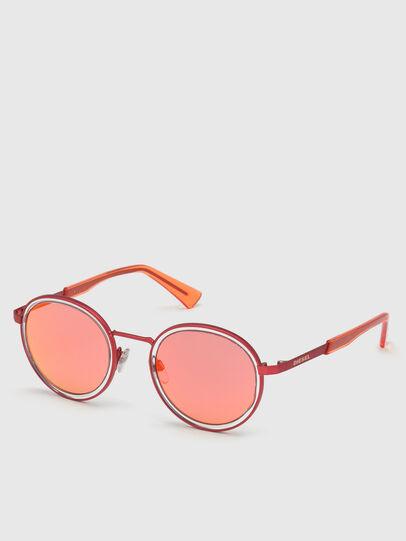 Diesel - DL0321, Pink - Sunglasses - Image 2