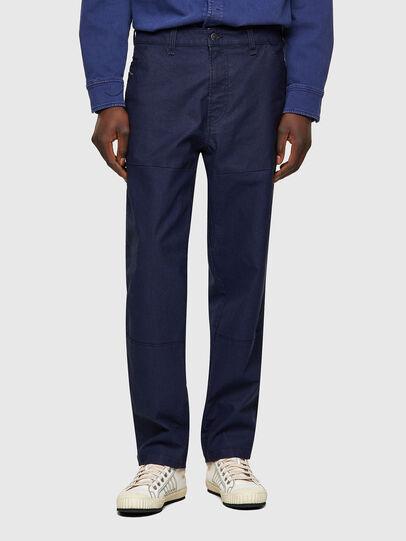 Diesel - D-Azerr JoggJeans® 069WI, Medium blue - Jeans - Image 1