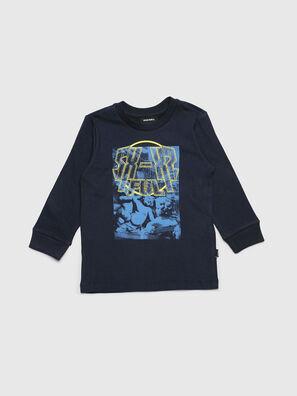 TRAVEB-R, Dark Blue - T-shirts and Tops