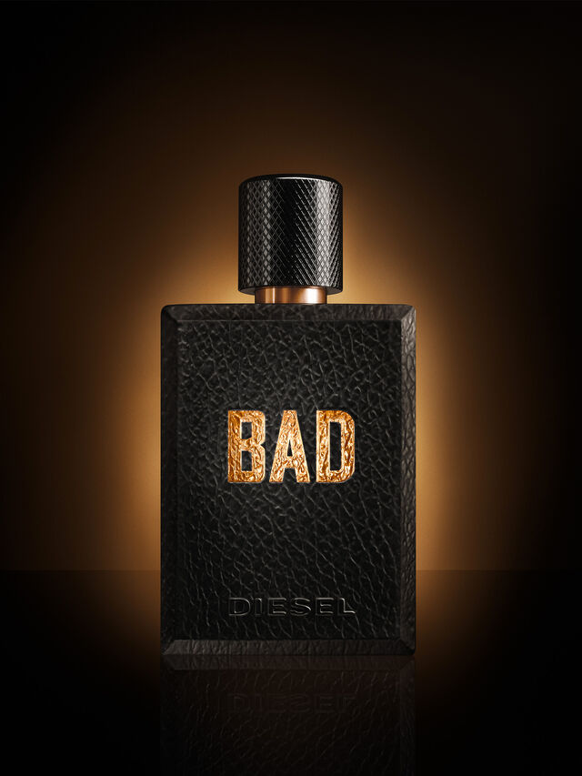 Diesel - BAD 50ML, Opaque Black - Bad - Image 4