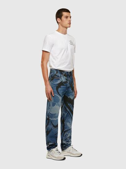 Diesel - D-Macs 0079I, Medium blue - Jeans - Image 6