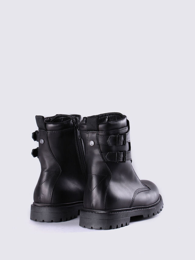 HB 9 BOOT YO, Black