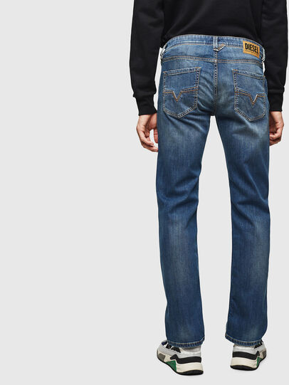 Diesel - Larkee 083AA, Medium blue - Jeans - Image 2