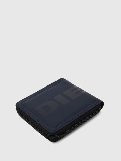 Diesel - ZIPPY HIRESH S, Dark Blue - Zip-Round Wallets - Image 5