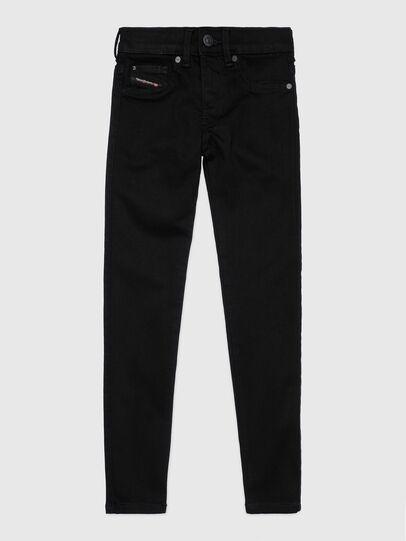 Diesel - DHARY-J, Black - Jeans - Image 1