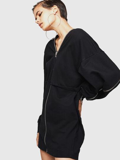 Diesel - DOVERIP, Black - Dresses - Image 4