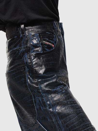 Diesel - D-Luite JoggJeans 0094R, Dark Blue - Jeans - Image 3