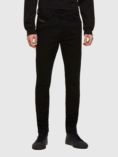 Diesel - D-Amny 069EI, Black/Dark grey - Jeans - Image 1