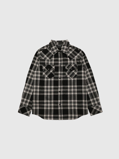 Diesel - CSEASTO, Black - Shirts - Image 1