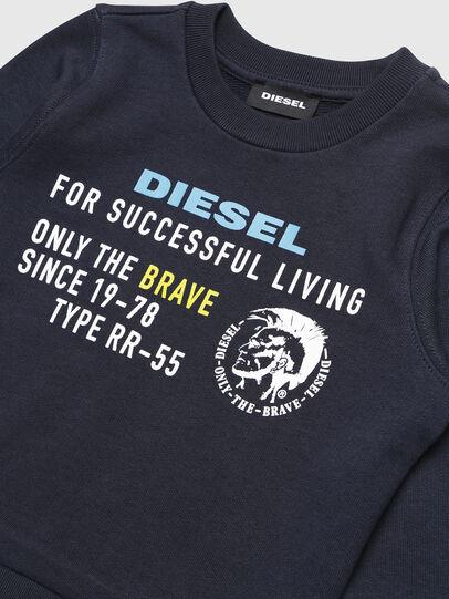 Diesel - SDIEGOXB-R, Dark Blue - Sweaters - Image 3