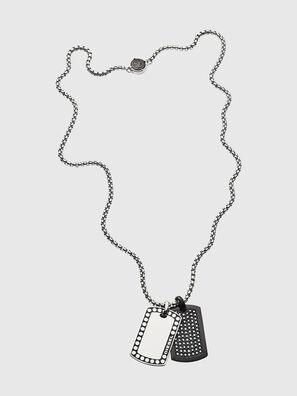 DX1169, Silver - Necklaces