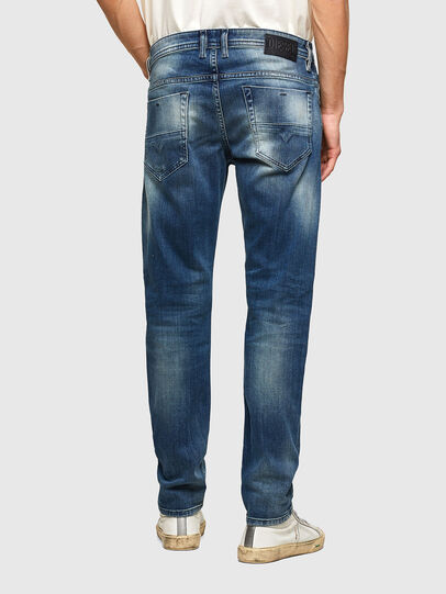 Diesel - Thommer 009RS, Dark Blue - Jeans - Image 2