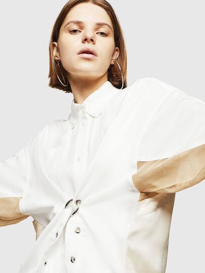Diesel - C-LEXYS, White - Shirts - Image 3