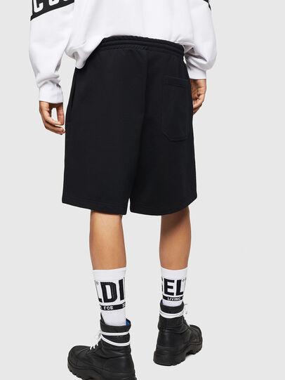 Diesel - P-ALF-SHORT, Black - Shorts - Image 2