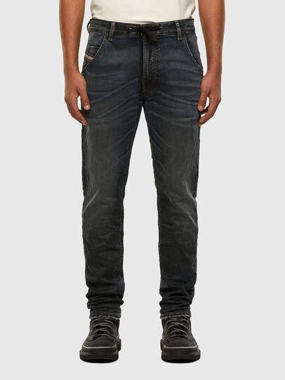 Diesel - KROOLEY JoggJeans® 069NS, Dark Blue - Jeans - Image 1