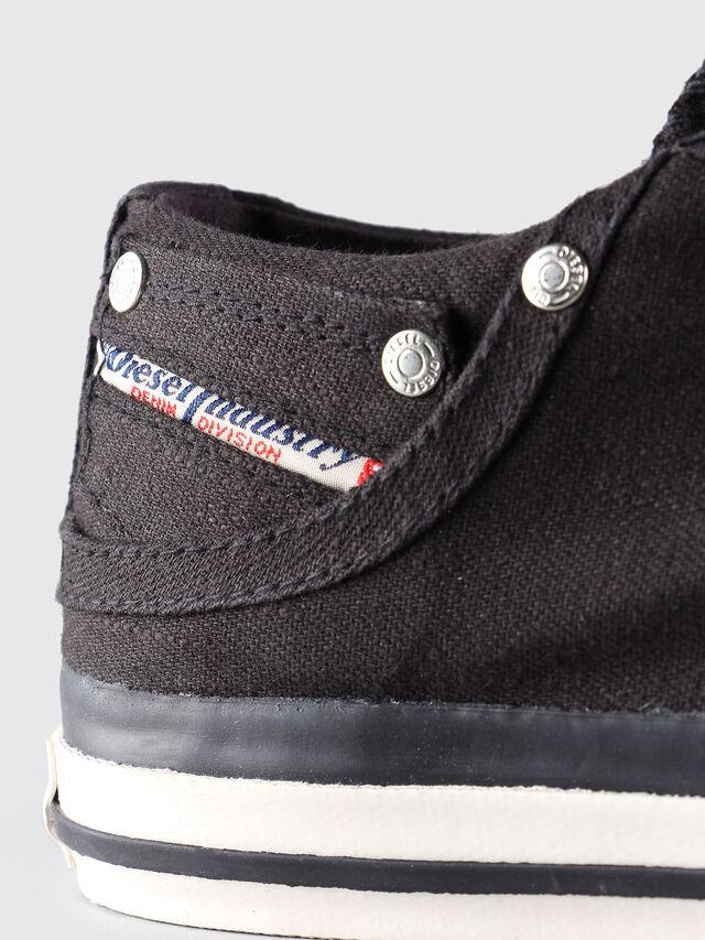 Diesel EXPOSURE LOW, Black - Sneakers - Image 6